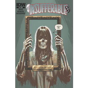 INSUFFERABLE (2015) #2 VF/NM MARK WAID IDW