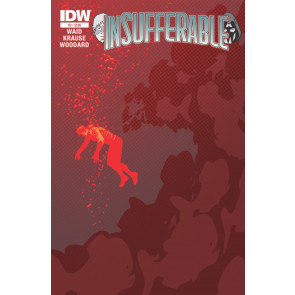 INSUFFERABLE (2015) #3 VF/NM MARK WAID IDW