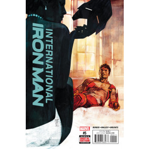 International Iron Man (2016) #5 VF/NM Bendis Maleev