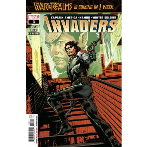 Invaders (2019) #3 VF/NM