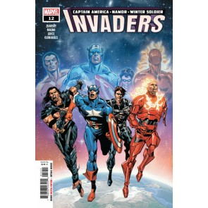 Invaders (2019) #12 VF/NM Final Issue
