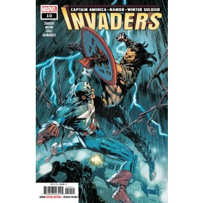Invaders (2019) #10 VF/NM