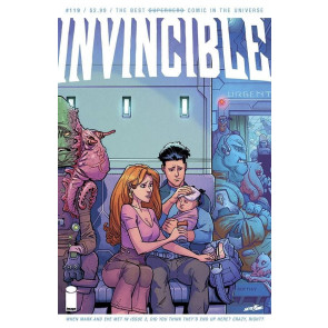 INVINCIBLE #119 VF/NM ROBERT KIRKMAN IMAGE COMICS