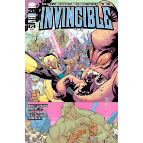 Invincible (2003) #92 VF/NM Robert Kirkman Image Comics