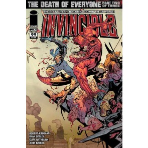 Invincible (2003) #99 NM (9.4) Robert Kirkman Ryan Ottley Image Comics