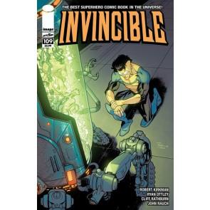 Invincible (2003) #109 NM (9.4) Robert Kirkman Ryan Ottley Image Comics