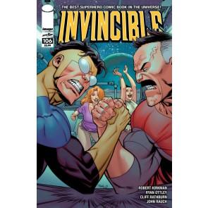 Invincible (2003) #106 NM (9.4) Robert Kirkman Ryan Ottley Image Comics