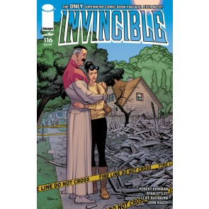 Invincible (2003) #116 NM (9.4) Robert Kirkman Ryan Ottley Image Comics
