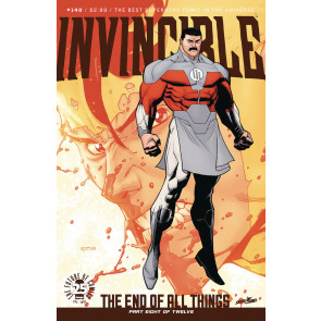 Invincible (2003) #140 VF/NM Robert Kirkman Image Comics