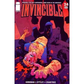 Invincible (2003) #24 NM- (9.2) Robert Kirkman Ryan Ottley Image Comics