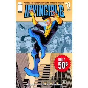 Invincible (2003) #0 NM- (9.2) Robert Kirkman Ryan Ottley Image Comics