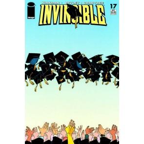Invincible (2003) #17 NM (9.4) Robert Kirkman Ryan Ottley Image Comics