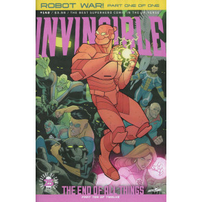 Invincible (2003) #142 VF/NM Robert Kirkman Image Comics