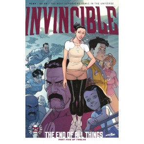 Invincible (2003) #137 VF/NM Robert Kirkman Image Comics