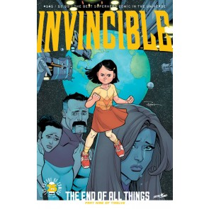 Invincible (2003) #141 VF Robert Kirkman Image Comics