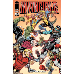 INVINCIBLE UNIVERSE (2013) #12 VF/NM Robert Kirkman