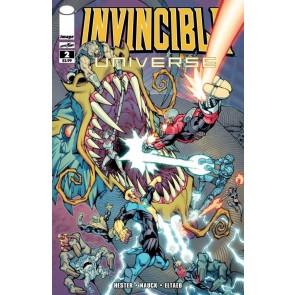 INVINCIBLE UNIVERSE (2013) #2 VF/NM
