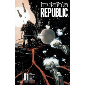 INVISIBLE REPUBLIC (2015) #1 VF/NM FIRST PRINTING IMAGE COMICS