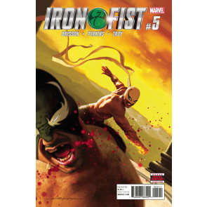 Iron Fist (2017) #5 VF/NM