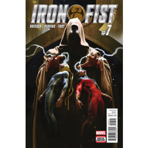 Iron Fist (2017) #7 VF/NM