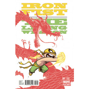 Iron Fist: The Living Weapon (2014) #'s 1 2 3 4 5 6 7 Complete