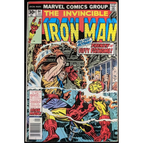 Iron Man (1968) #94 VG/FN (5.0)  Jack Kirby cover