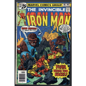 Iron Man (1968) #88 FN- (5.5) vs Blood Brothers