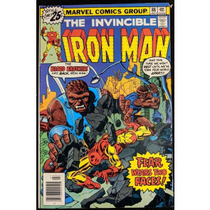 Iron Man (1968) #88 VF/NM (9.0)  Thanos cameo