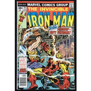 Iron Man (1968) #94 VG (4.0) Jack Kirby cover