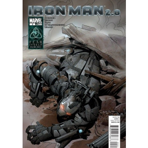 IRON MAN 2.0 #2 NM WAR MACHINE