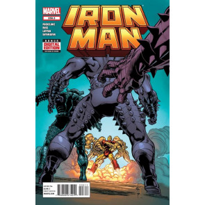 IRON MAN #258.3 VF/NM
