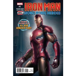 Iron Man: Hong Kong Heroes (2018) #1 VF/NM