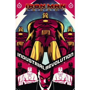 IRON MAN LEGACY #6 NM