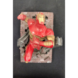 Iron Man Limited Edition Wall Sculpture Statue Marvel Comics Without Box #249