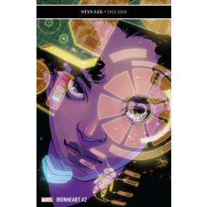 Ironheart (2019) #2 VF/NM RiRi Williams Amy Reeder Cover