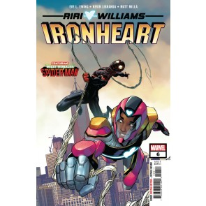 Ironheart (2019) #6 VF/NM RiRi Williams Amy Reeder Cover
