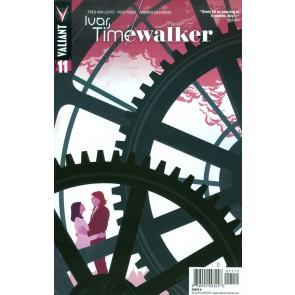IVAR, TIMEWALKER (2015) #11 VF/NM COVER A VALIANT COMICS