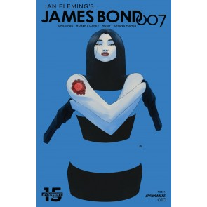 James Bond 007 (2018) #10 VF/NM Pham Cover B Dynamite