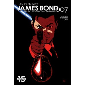 James Bond 007 (2018) #9 VF/NM Kano Cover C Dynamite