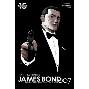 James Bond 007 (2018) #7 VF/NM Khoi Pham Cover B Dynamite