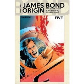 James Bond: Origin (2018) #5 VF/NM John Cassaday Cover A Dynamite