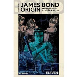 James Bond: Origin (2018) #11 VF/NM Dan Panosian Cover A Dynamite