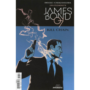 James Bond: Kill Chain (2017) #1 VF/NM Dynamite