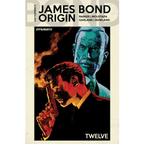 James Bond: Origin (2018) #12 VF/NM Dan Panosian Cover A Dynamite