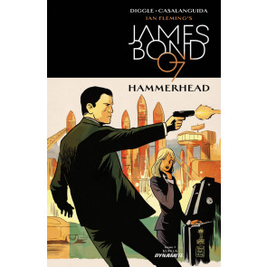 James Bond: Hammerhead (2016) #1 VF/NM Warren Ellis Dynamite