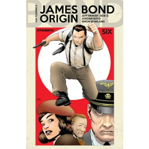 James Bond: Origin (2018) #6 VF/NM John Cassaday Dynamite