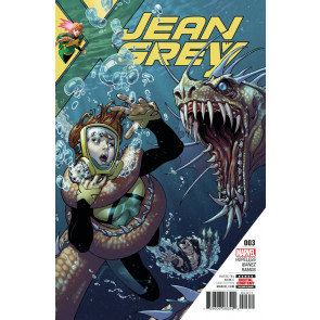 Jean Grey (2017) #2 VF/NM