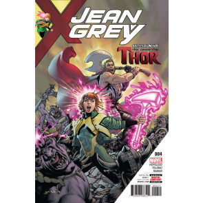 Jean Grey (2017) #4 VF/NM Unworthy Thor Cameo