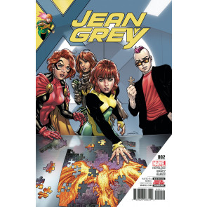 Jean Grey (2017) #3 VF/NM