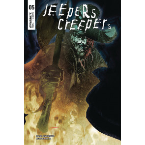 Jeepers Creepers (2018) #5 Stuart Sayger Cover A Dynamite